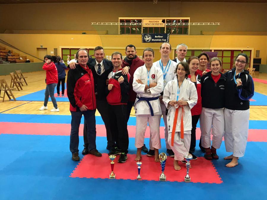 Ergebnisse Berliner Shotokan Cup