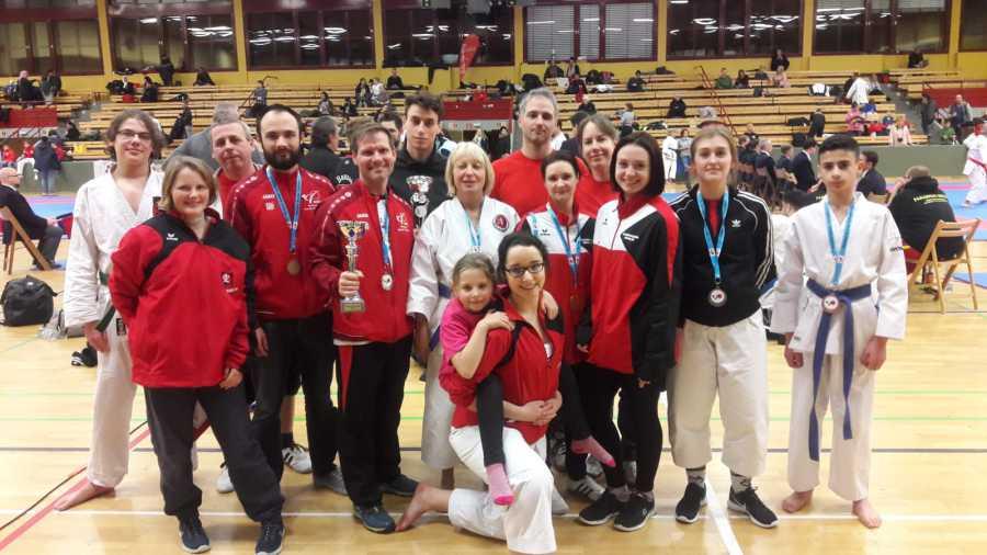 Ergebnisse der Berliner Karatemeisterschaften