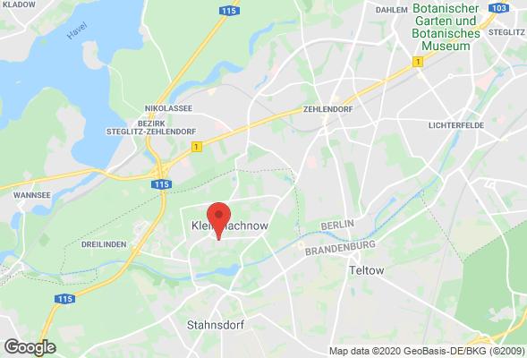 Karte Shirokuma Brandenburg